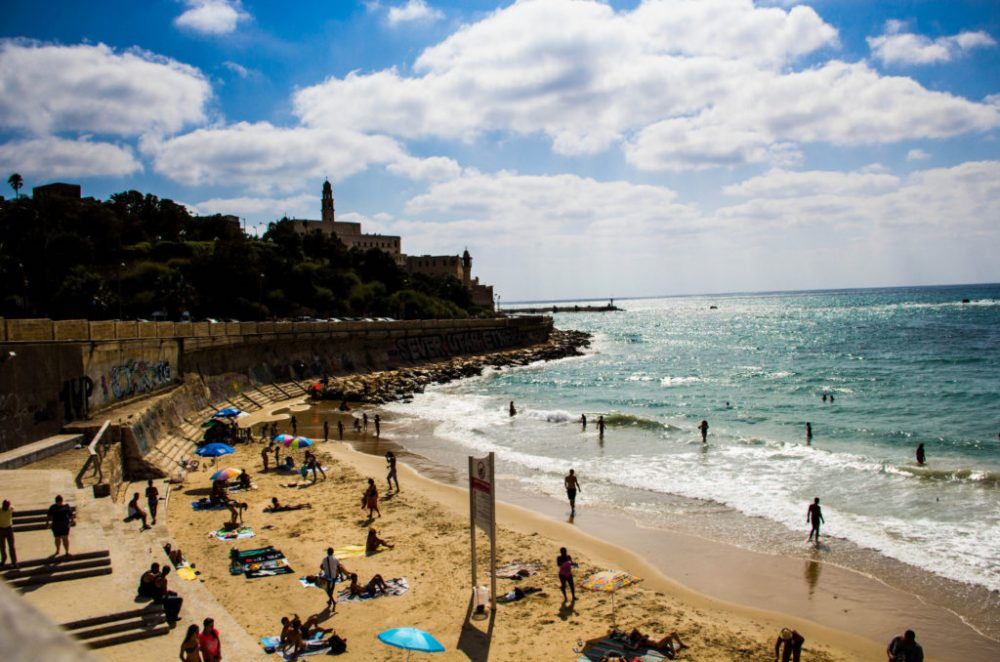 Пляж Яффа, Израиль