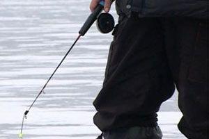 Техника блеснения зимой требует активного участия рыболова