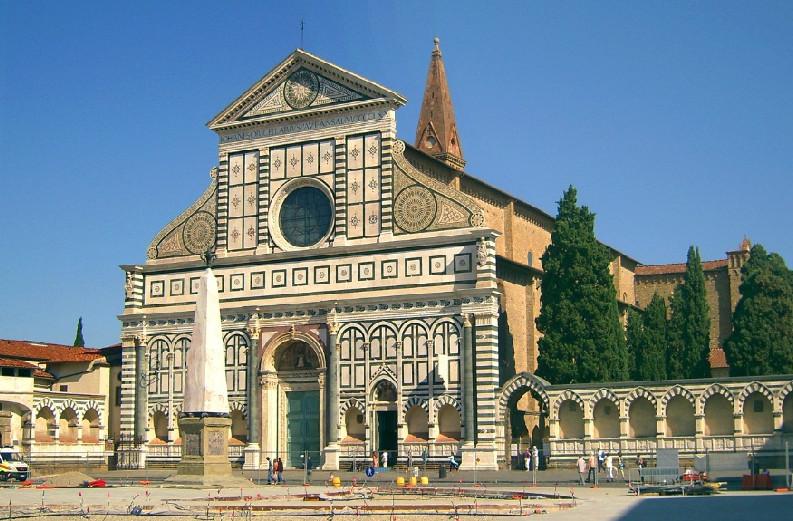 Церковь Санта-Мария-Новелла