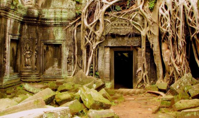 камбоджа жарко