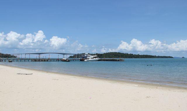 камбоджа пляжи