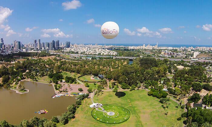 TLV Baloon в Тель-Авиве