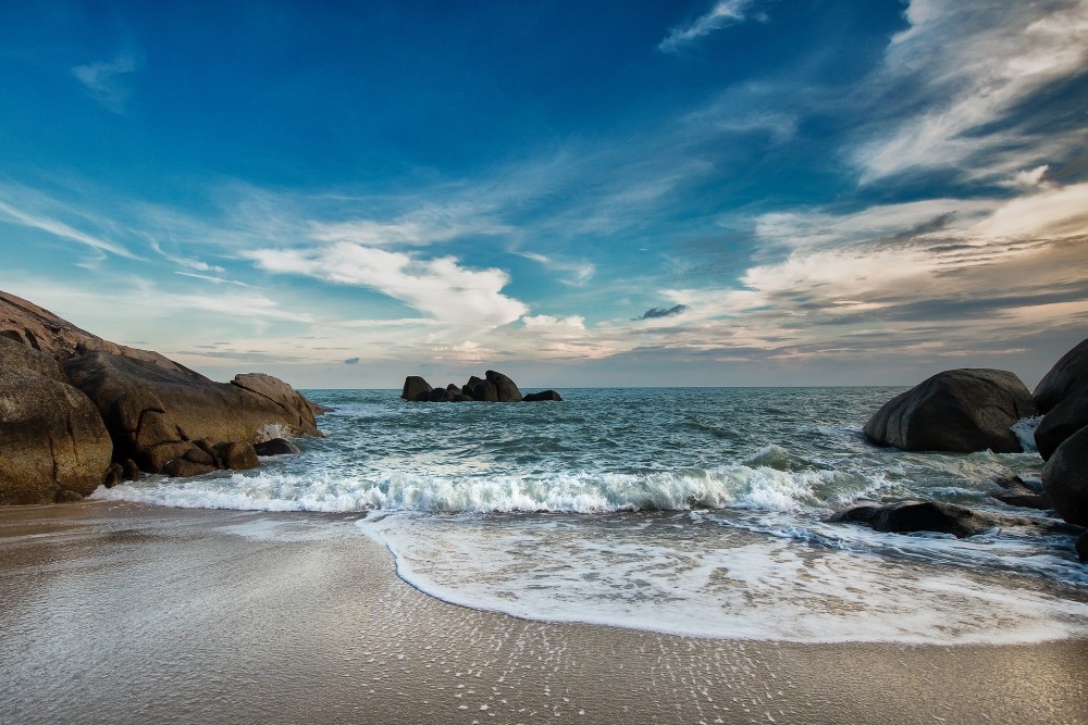 где жарко на новый год на море