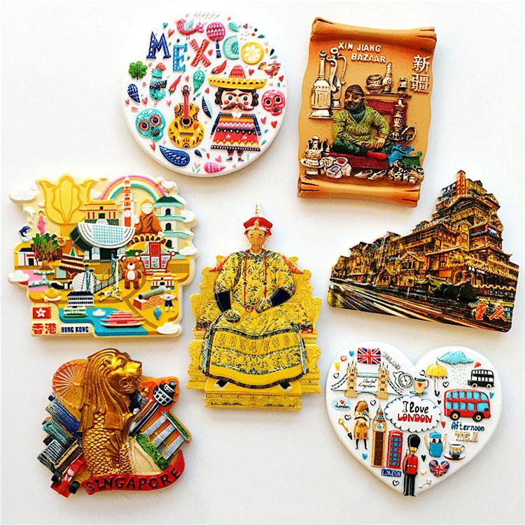 Магнитики из Мексики