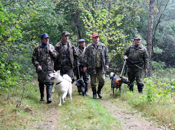 как вступить в охотничье общество
