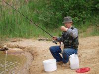 Рыбалка на пенопласт снасть детали