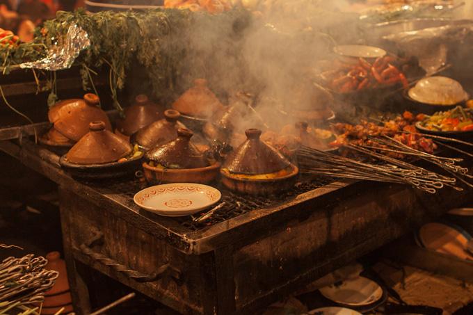 Марокканское блюдо тажин