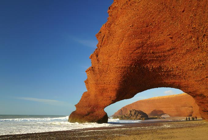 Побережье Легзиры, Марокко