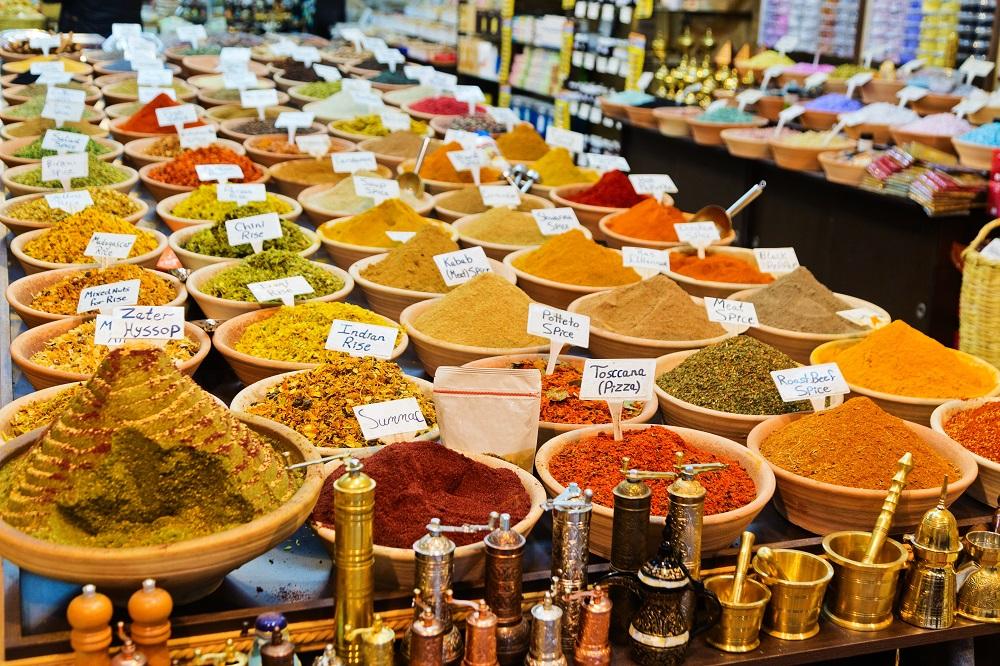 Еда в Израиле самому