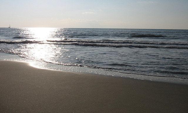 Пляжи Лидо-ди-Камайоре