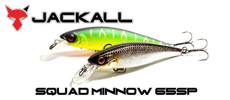 Jackall Squad Minnow 80 SP