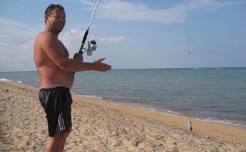 Снасти для ловли пеленгаса с берега