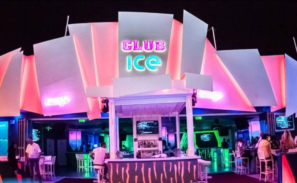 Ice Club, Айя Напа, Кипр