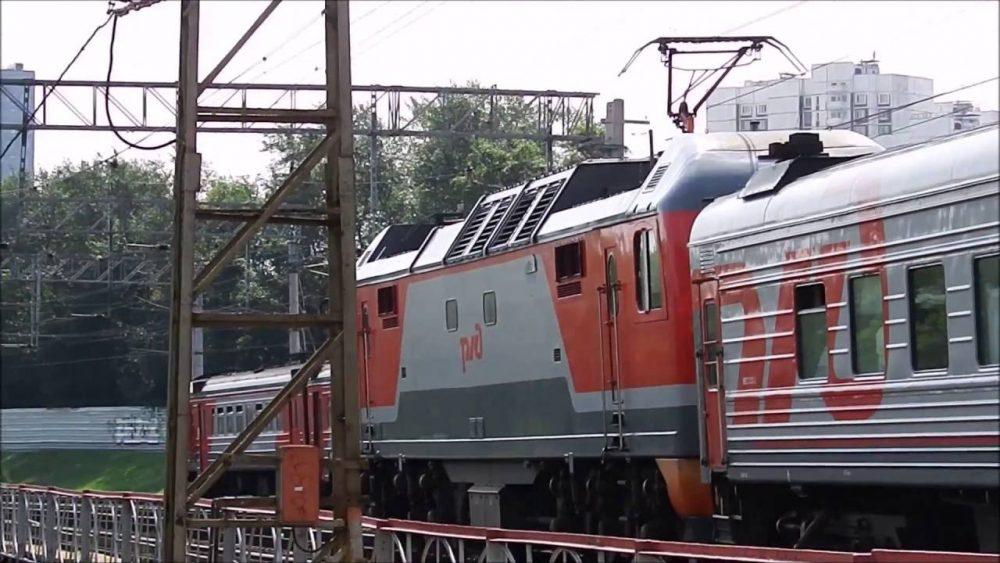 Поезд №479 Санкт Петербург - Сухум