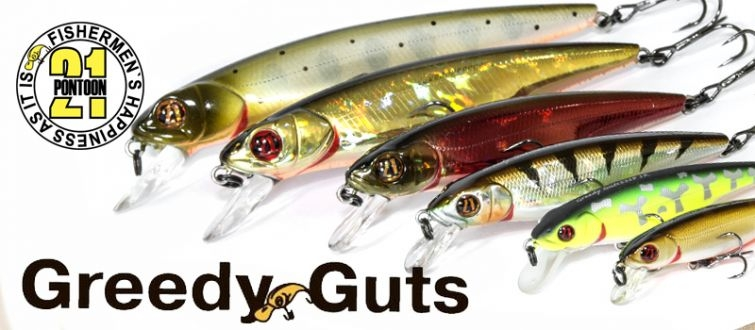 Pontoon 21 Greedy-Guts 99SP-SR