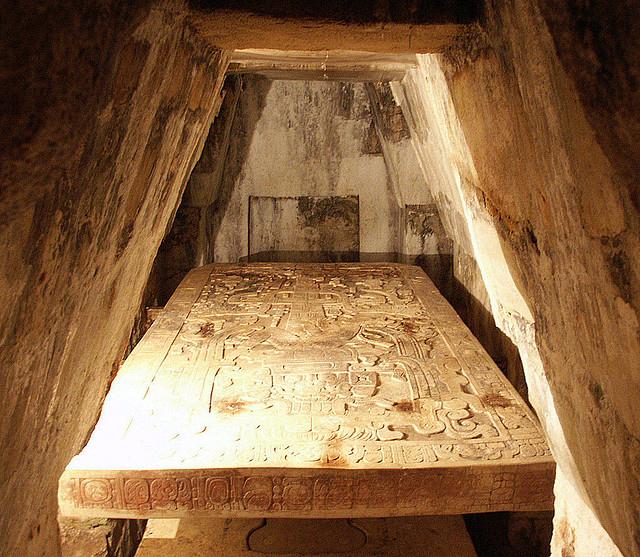 Саркофаг Пакаля
