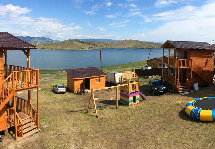 Недорогой отдых на Байкале, на Малом Море
