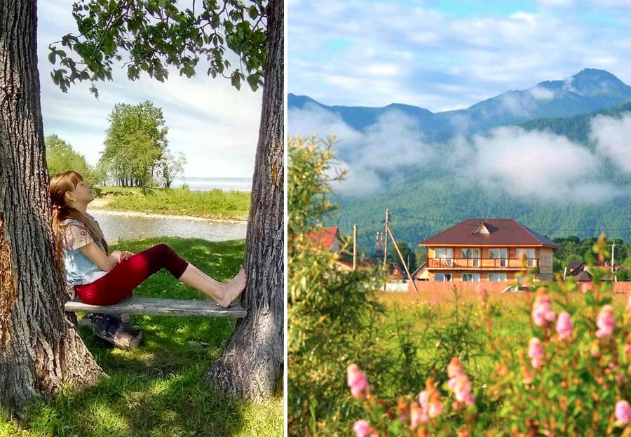 «У озера Байкал» - недорогой отдых на Байкале