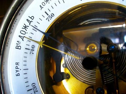 Барометр для измерения давления