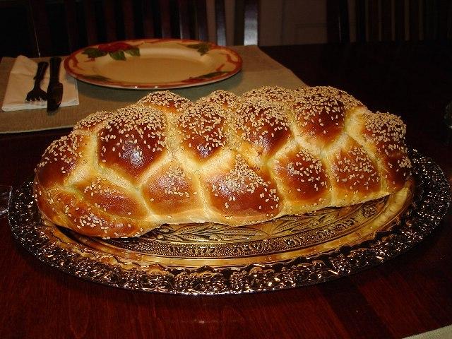 Хала (Challah bread)