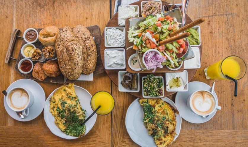 достоинства питания в израиле