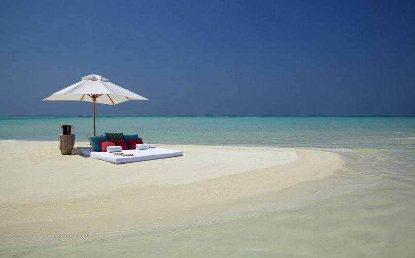 Экскурсии на Мальдивах - пикник на необитаемом острове