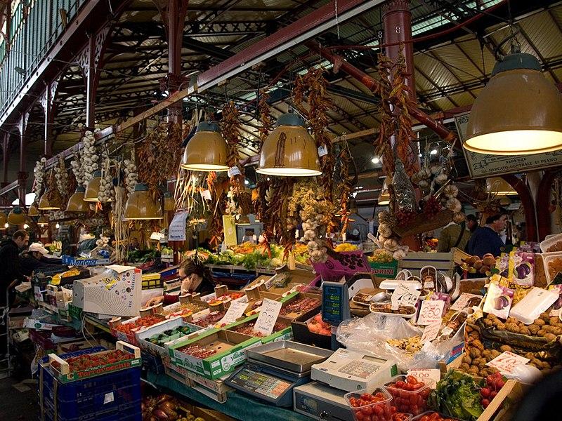 Магазины в городе Флоренция
