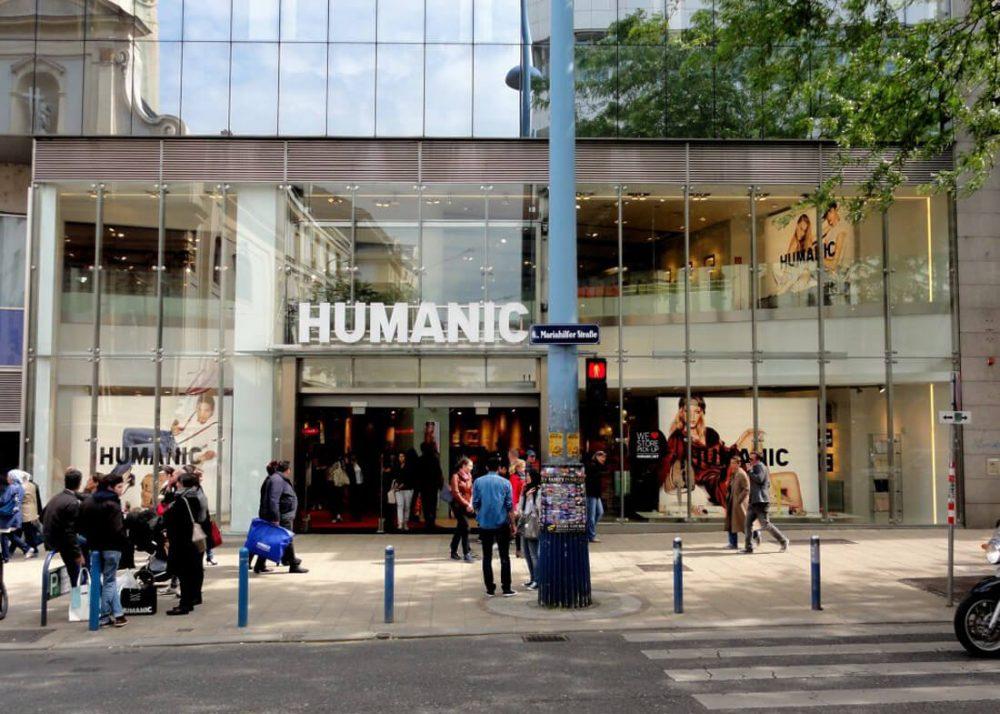 Магазин «Humanic»