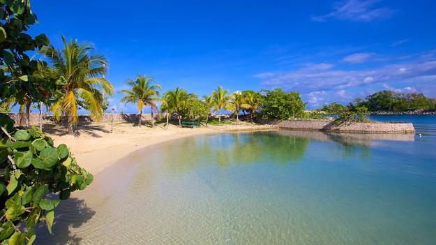 Фото пляжа Джеймса Бонда
