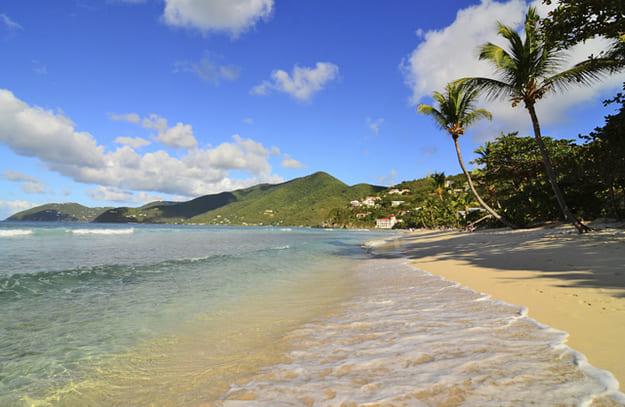 Пляж Лонг-Бей
