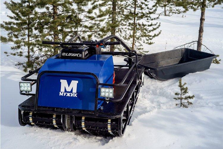 Мужик K2 - 18,5М