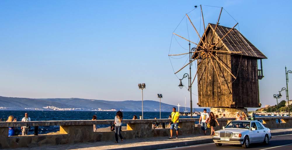 Несебр - Ветряная мельница