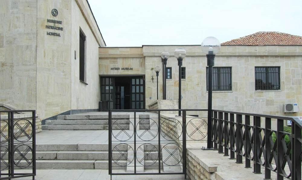Археологический музей - Несебр (Болгария)