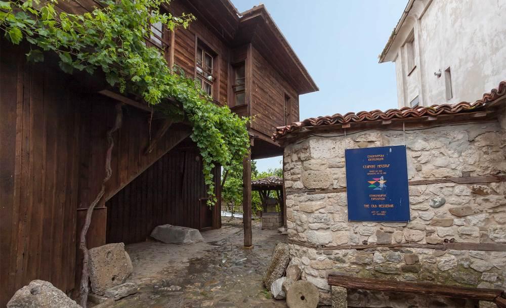 Этнографический музей - Несебр