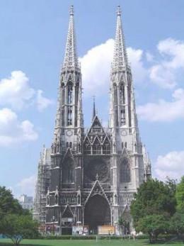 Собор Святого Стефана. Вена → Архитектура