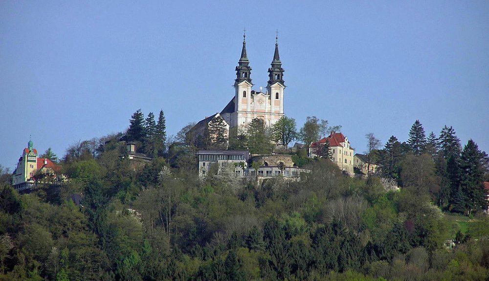 Паломническая церковь в Линце