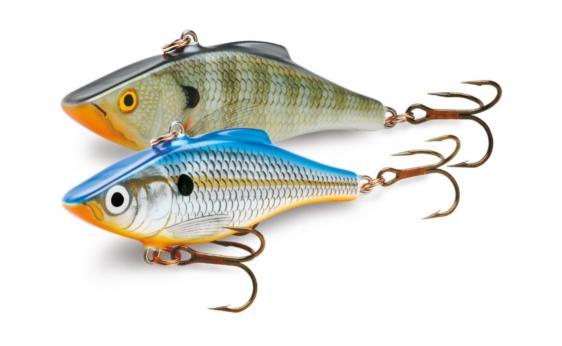 Рыбки с крючками