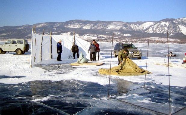 рыбалка байкал фото
