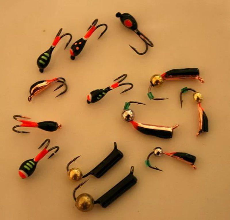Вольфрамовые мормышки для зимней рыбалки