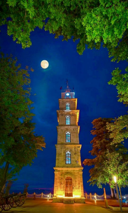 Башня Топхане