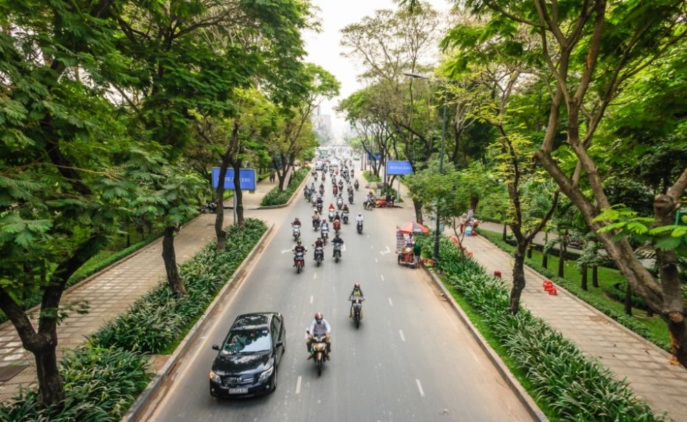 мотобайки во вьетнаме