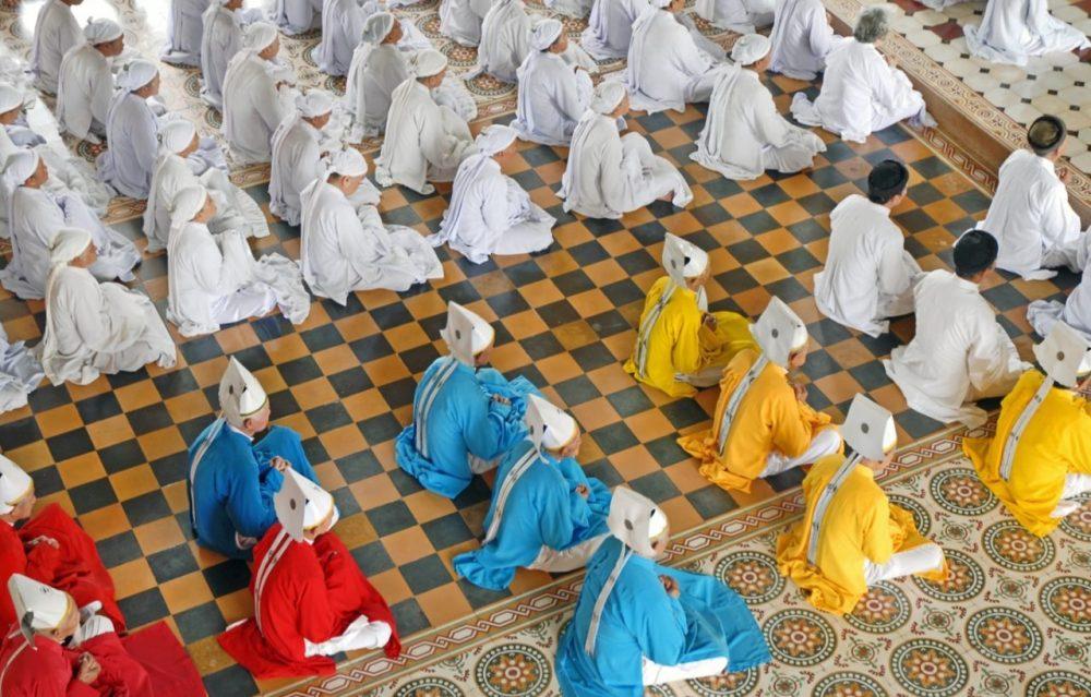 Религия и верования Вьетнама