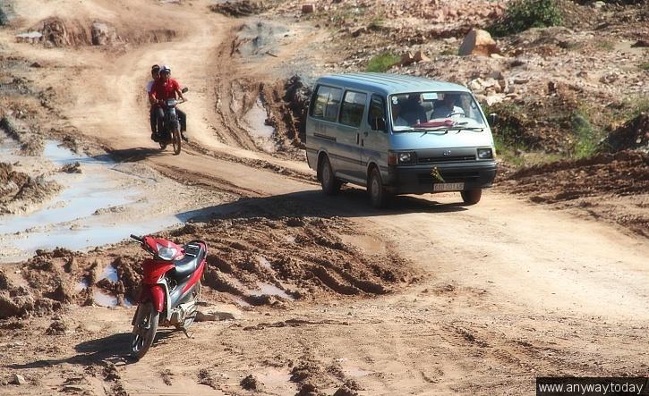 Аренда мотобайка во Вьетнаме
