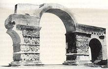 Arch of Galerius model.jpg