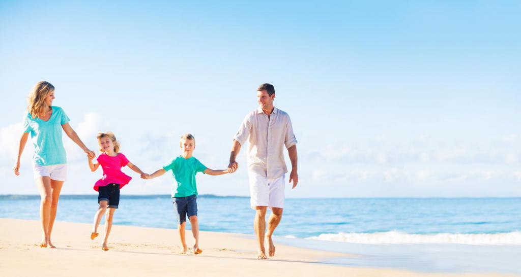 Как организовать семейный отдых