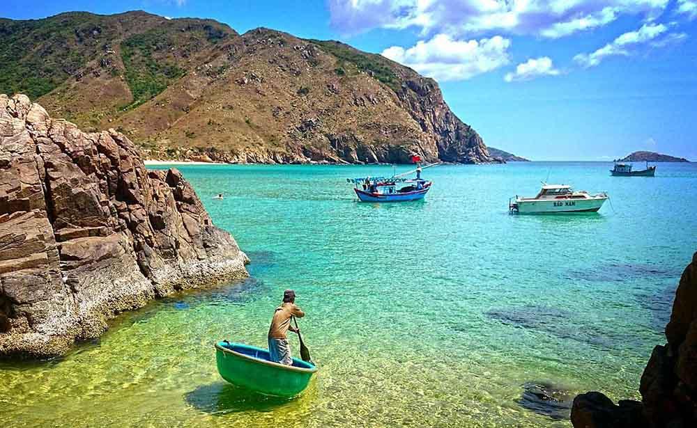 куинён пляж вьетнам
