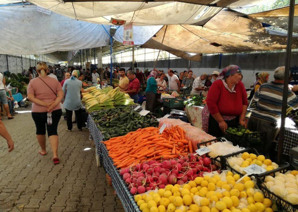 Рынок Фетхие