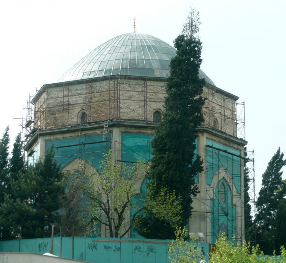 Зеленая мечеть