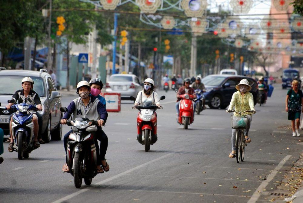 Как передвигаться во Вьетнаме