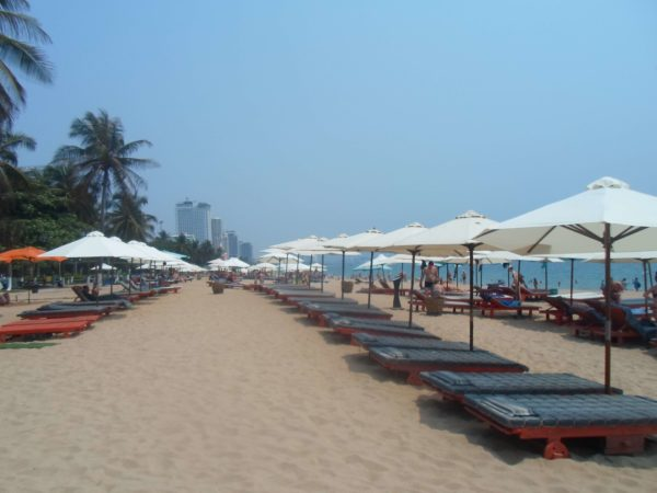 Чем заняться в Нячанге на пляже